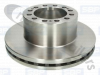 "20.4.079.0005.02 SAF Brake Disc 22.5"" For Intradisc, Intradisc Plus Axles SKRB9022 <2010"