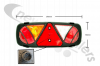 800/51/01 Rubbolite Model 800 Rear Lamp (PLUG)(left hand)
