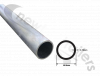 Alloy Pole 11m x 50.8 mm x 4.76  Dawbarn Cover Sheet Pole Aluminium 50.8 mm x 4.76 mm x 11000 mm