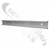 14-4164-001 Aluminium Pre Drilled Rear Bumper Without Lights,Wiring or Junction Box - Naked