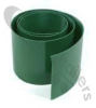 STZLML0100K1 STAS Moving Headboard Side Matting PVC Band Green W=160mm L=2500 Heavy Duty
