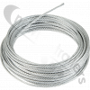 6mm wire rope Dawbarn Wire Rope or Cable for Hydrowing Net system - Net Cable - Sold Per Meter