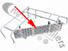 SF930890_M TREADPLATE Fruehauf Catwalk Platform Tread Plate And Body Brackets To Fit Tipping Trailers