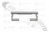 26.0551 Cargo Floor Plank 10mm x 112mm Ridged Double Seal No Seal or End Cap