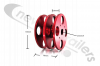 23-PULLEY-01 HYDROCLEAR PULLEY Dawbarn Hydroclear Pulley For Automatic Roll Over 2 Strap Sheet System