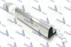 ZBALU2 Stas / luck Side Rail Vertical Corner Profile Per 500mm