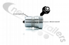 "84006ANV Hydraulic Coupling Quick Release 1""1/2 Male A Series ISO With 1""1/2 BSP Female Thread Fitting"