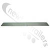 BALPL00261 Moving Floor Aluminium Front Protection Kick Plate