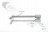 HANDLE29 Grain Hatch Handle & Socket 29mm