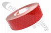 BC70703 Red ECE104 Reflexite Reflective Tape - 50 Metre Roll