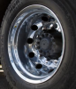 CVAA003PO5 Alloy Wheel Rim XLite 11.75 x 22.5 Centre Nave Polished Finished 26mm Stud Hole