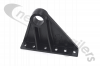 01509130 Hyva Ram or Cylinder Outer Cover Lifting Bracket Bracket Right Hand For FC Cylinders - Pin O/D 60mm