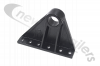 01509131 Hyva Ram or Cylinder Outer Cover Lifting Bracket Bracket Left Hand For FC Cylinders - Pin O/D 60mm