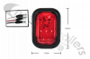 370.45042R Trucklite Model 45 Single Lamp Stop & Tail