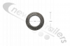 1.011.0086.00 SAF Hub Nut M75 right hand for B9 & Bi9 & S9  Axle (Axle Nut Right)