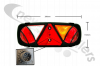800/51/00 Rubbolite Model 800 Rear Lamp (PLUG)(right hand)