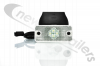 D046705-09 Vignal White front LED Marker Lamp With 90 Deg Bracket