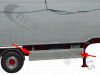 F930417-01  Fruehauf side guard infill