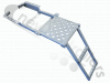 30129754 Knapen NEXT Pull out ladder with platform