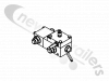06525902 Keith Walking Floor KFD - Electric On/Off Ball Valve Assembly