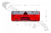 25-7400-747 Aspoeck Tail Lamp Europoint III (3) (Full LED Version)- R/H With ASS2.1 -  6 Pin Connector