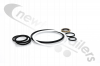 "065A7278 Legras 6"" Hydraulic Filter Seal Kit"