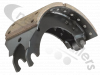BPW0509146321 BPW HSF9010 ECO Plus Brake Shoe