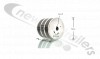 23-PULLY3-01 HYDROCLEAR PULLEY Dawbarn Hydroclear Pulley For 3 Strap Automatic Roll Over Sheet System