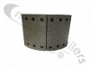 203055012001 SAF BRAKE SHOE ASS. SNK 420x180 W. B-LIN -  Per Shoe