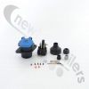 950 364 436 Socket For ABS (7 Pin) ISO 7638