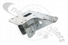 S-94002700 STAS SAF Nearside Axle Pivot Hanger Bracket 250mm With STAS Mounting Plate Fixing (Welded by Stas)