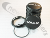 50220001 Valx Hub Cap (one including o ring) - Qty 6