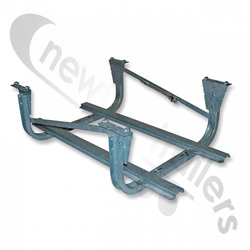 BDICO24002 Spare Wheel Carrier For 1200mm Wide Chassis