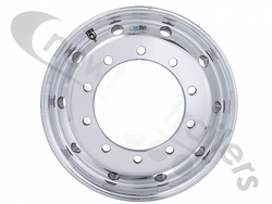 CVAA040M5 Alloy Wheel Rim XLite 11.75 x 22.5 120 Offset Machine Finished 26mm Stud Hole