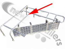 SF930890-28-M HAND & LADDER Fruehauf Catwalk HAND RAIL & LADDER