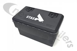 E-99 STAS Tool Box With 2 Handles 830 X 470 X 480 MM Fitted 2011 onwards