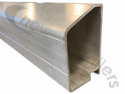 F115109-01 Fruehauf Top Rail For Side Planker Body LG =11000mm