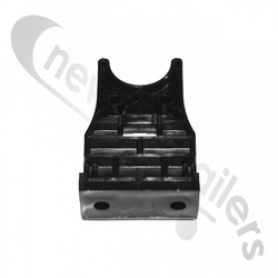 86089 Rubbolite Marker Lamp Vertical Bracket