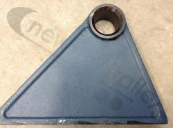 LB200 Edbro Ram or Cylinder CS 17 Body Lifting Bracket L/H
