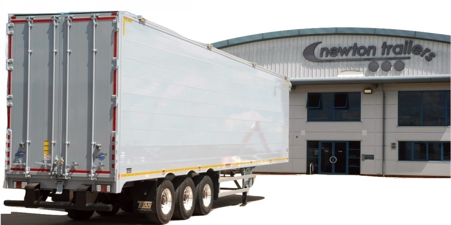 Landfill Walking Floor® Trailer