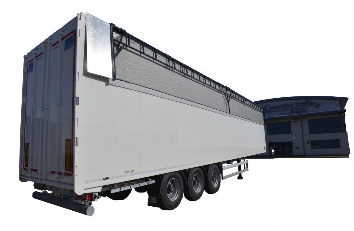Recycling Walking Floor® Trailer