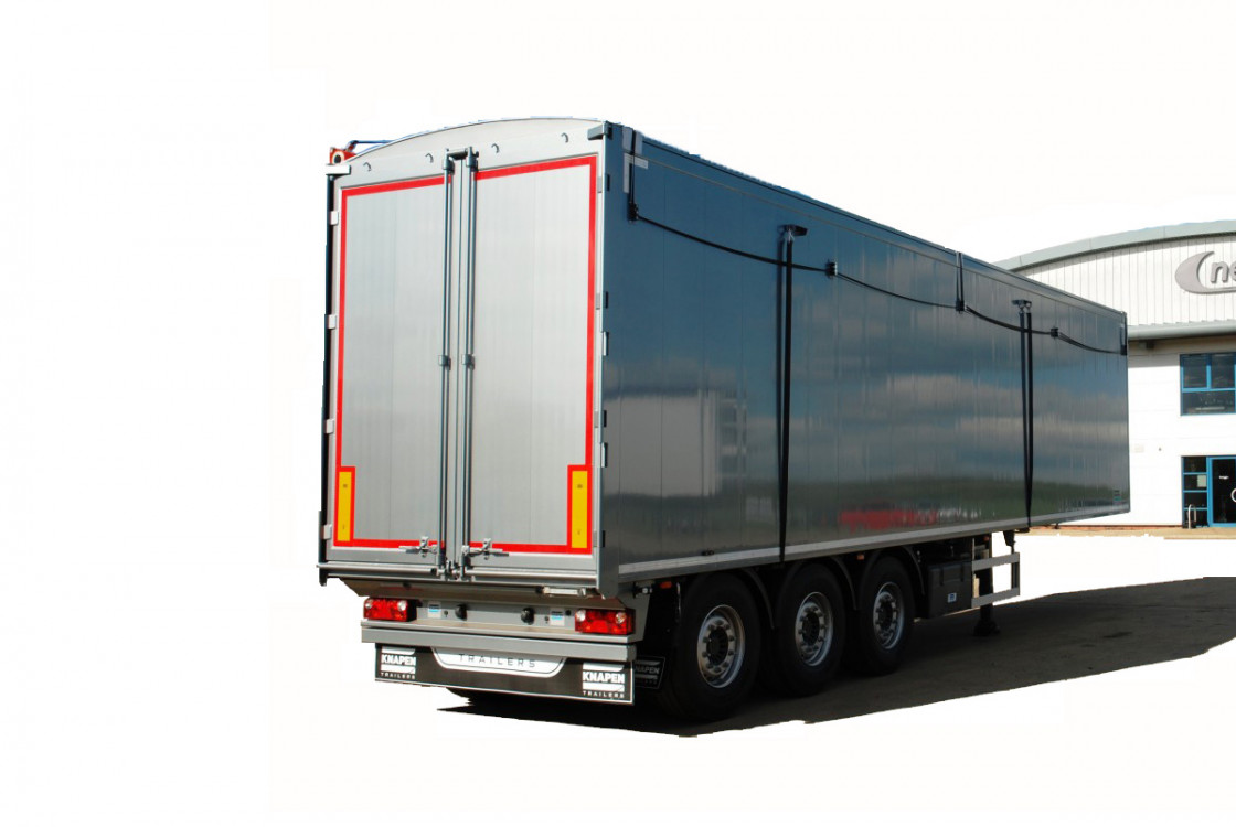 Agricultural Walking Floor Trailer
